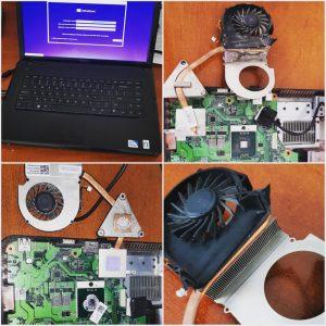 curatare laptop, curatare laptop de praf brasov