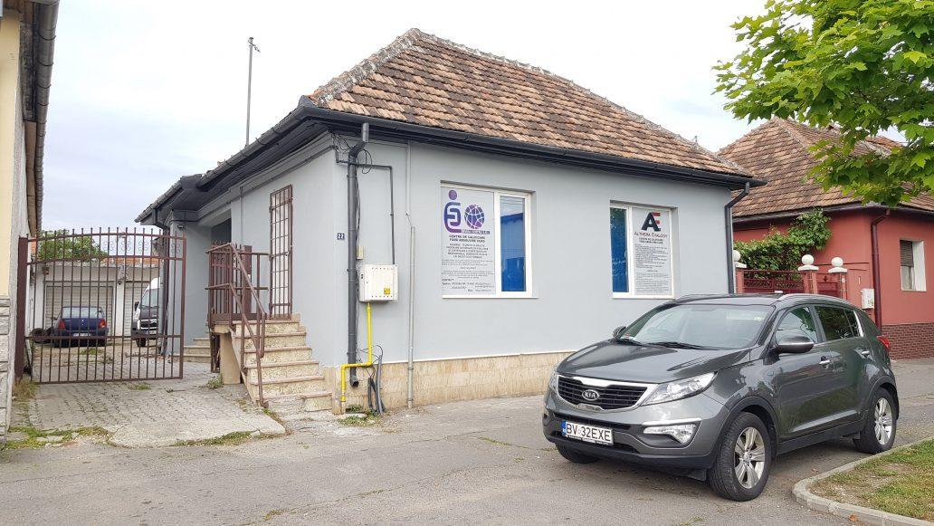 Exterior Grivitei 22 - IT Boss Brasov